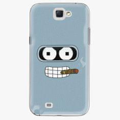 iSaprio Plastový kryt - Bender - Samsung Galaxy Note 2