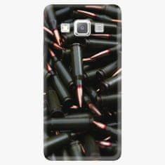iSaprio Plastový kryt - Black Bullet - Samsung Galaxy A7