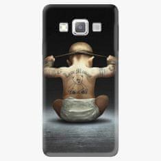 iSaprio Plastový kryt - Crazy Baby - Samsung Galaxy A7