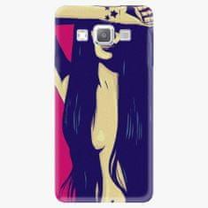 iSaprio Plastový kryt - Cartoon Girl - Samsung Galaxy A7