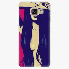 iSaprio Plastový kryt - Cartoon Girl - Samsung Galaxy A3 2016