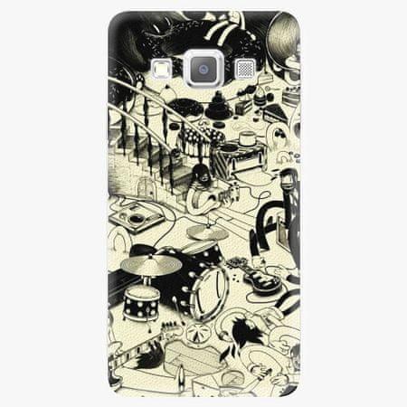 iSaprio Plastový kryt - Underground - Samsung Galaxy A7