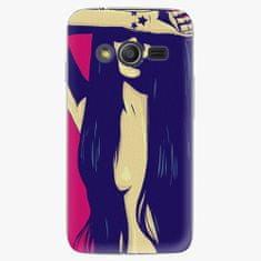 iSaprio Plastový kryt - Cartoon Girl - Samsung Galaxy Trend 2 Lite