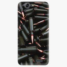 iSaprio Plastový kryt - Black Bullet - Huawei Ascend G7