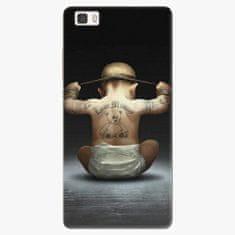 iSaprio Plastový kryt - Crazy Baby - Huawei Ascend P8 Lite