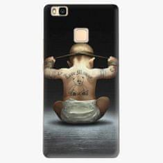 iSaprio Plastový kryt - Crazy Baby - Huawei Ascend P9 Lite