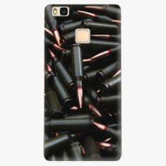 iSaprio Plastový kryt - Black Bullet - Huawei Ascend P9 Lite