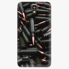 iSaprio Plastový kryt - Black Bullet - Huawei Ascend Y5