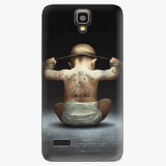 iSaprio Plastový kryt - Crazy Baby - Huawei Ascend Y5