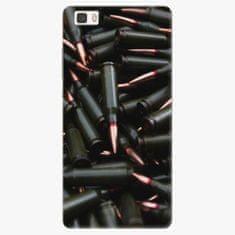 iSaprio Plastový kryt - Black Bullet - Huawei Ascend P8 Lite