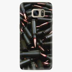 iSaprio Plastový kryt - Black Bullet - Samsung Galaxy S7 Edge