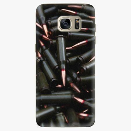 iSaprio Silikonové pouzdro - Black Bullet - Samsung Galaxy S7 Edge