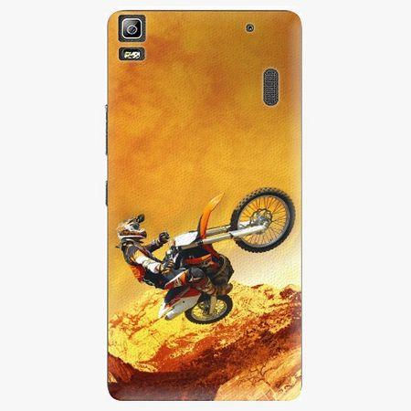iSaprio Plastový kryt - Motocross - Lenovo A7000