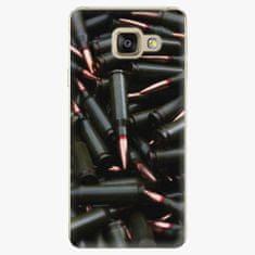 iSaprio Plastový kryt - Black Bullet - Samsung Galaxy A3 2016