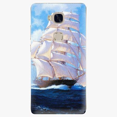 iSaprio Plastový kryt - Sailing Boat - Huawei Honor 5X