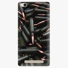 iSaprio Plastový kryt - Black Bullet - Xiaomi Redmi 3