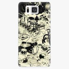 iSaprio Plastový kryt - Underground - Samsung Galaxy Alpha