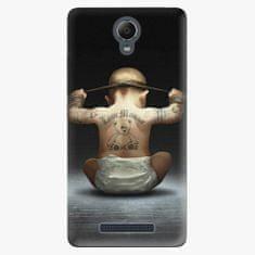 iSaprio Plastový kryt - Crazy Baby - Xiaomi Redmi Note 2