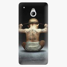 iSaprio Plastový kryt - Crazy Baby - HTC One Mini