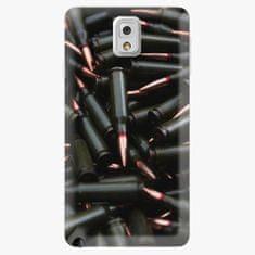 iSaprio Plastový kryt - Black Bullet - Samsung Galaxy Note 3