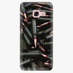 iSaprio Plastový kryt - Black Bullet - Samsung Galaxy A3 2017