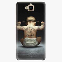 iSaprio Plastový kryt - Crazy Baby - Huawei Y6 Pro
