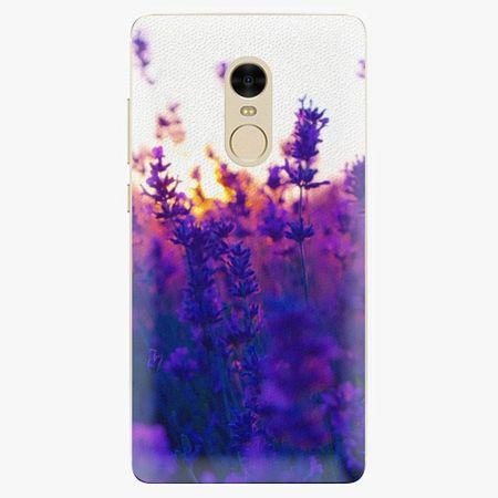 iSaprio Plastový kryt - Lavender Field - Xiaomi Redmi Note 4