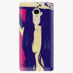 iSaprio Plastový kryt - Cartoon Girl - Xiaomi Redmi Note 4
