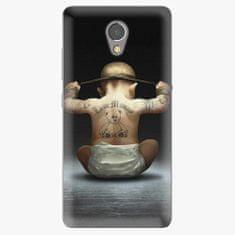 iSaprio Plastový kryt - Crazy Baby - Lenovo P2