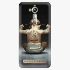 iSaprio Plastový kryt - Crazy Baby - Asus ZenFone Go ZB500KL