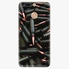 iSaprio Plastový kryt - Black Bullet - Huawei Honor 8 Pro