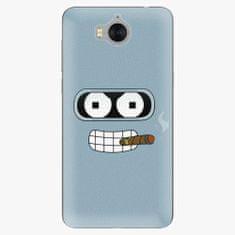 iSaprio Plastový kryt - Bender - Huawei Y5 2017 / Y6 2017