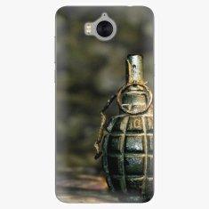 iSaprio Plastový kryt - Grenade - Huawei Y5 2017 / Y6 2017