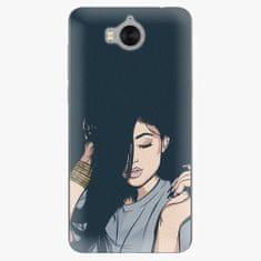 iSaprio Plastový kryt - Swag Girl - Huawei Y5 2017 / Y6 2017