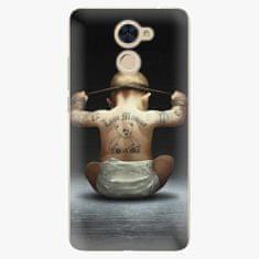 iSaprio Plastový kryt - Crazy Baby - Huawei Y7 / Y7 Prime