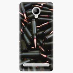 iSaprio Plastový kryt - Black Bullet - Lenovo C2