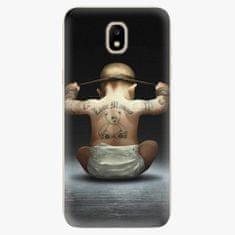 iSaprio Plastový kryt - Crazy Baby - Samsung Galaxy J5 2017