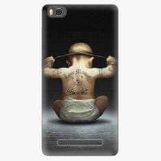 iSaprio Plastový kryt - Crazy Baby - Xiaomi Mi4C