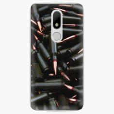 iSaprio Plastový kryt - Black Bullet - Lenovo Moto M