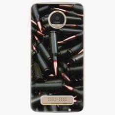 iSaprio Plastový kryt - Black Bullet - Lenovo Moto Z Play