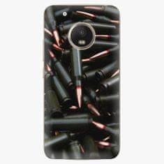 iSaprio Plastový kryt - Black Bullet - Lenovo Moto G5 Plus