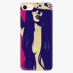 iSaprio Plastový kryt - Cartoon Girl - iPhone 8