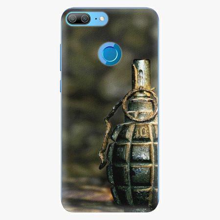 iSaprio Silikonové pouzdro - Grenade - Huawei Honor 9 Lite