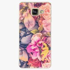 iSaprio Plastový kryt - Beauty Flowers - Samsung Galaxy A3 2016