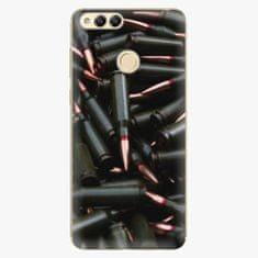 iSaprio Plastový kryt - Black Bullet - Huawei Honor 7X