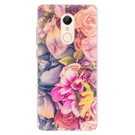 iSaprio Plastový kryt - Beauty Flowers - Xiaomi Redmi 5