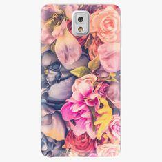 iSaprio Plastový kryt - Beauty Flowers - Samsung Galaxy Note 3