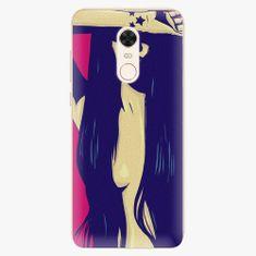 iSaprio Plastový kryt - Cartoon Girl - Xiaomi Redmi 5 Plus