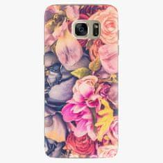 iSaprio Plastový kryt - Beauty Flowers - Samsung Galaxy S7 Edge