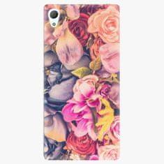 iSaprio Plastový kryt - Beauty Flowers - Sony Xperia Z3+ / Z4